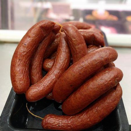 Merguez Lamb Sausages